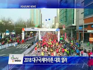 시정영상뉴스 제26호(2018-04-03)