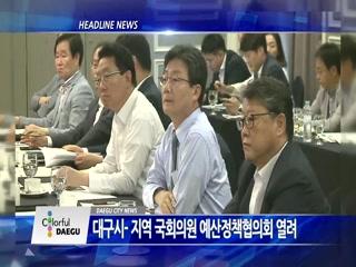 시정영상뉴스 제61호(2018-08-03)
