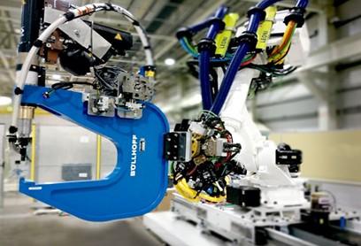 대구시, 글로벌 로봇산업 선도도시로 힘찬 도약!