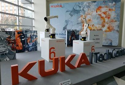 세계적 로봇기업 KUKA의 테크센터 3월 26일 개소