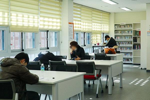 대구 비원도서관 :: 우리 동네 친환경 도서관! 대구 서구구립 비원도서관을 소개합니다.