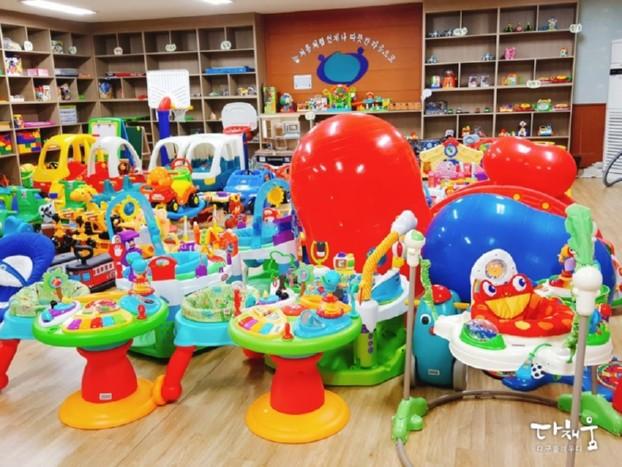 비오는 날에는 아이들과함께 왕자와 난이의 장난감 도서관으로 나들이 떠나보세요!