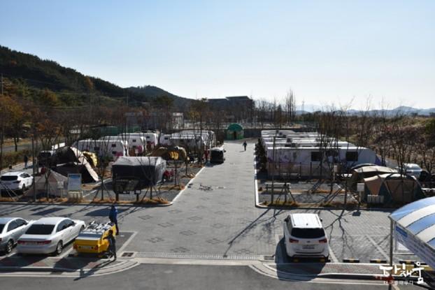 캠핑은 겨울이 제맛! 동계캠핑장 추천 - 강변오토캠핑장/구지오토캠핑장