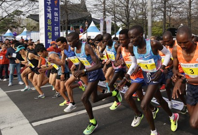 2019 대구국제마라톤대회, 응원하며 즐겨봐요~