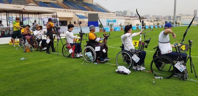 제5회 Fazza 장애인양궁 세계랭킹 토너먼트