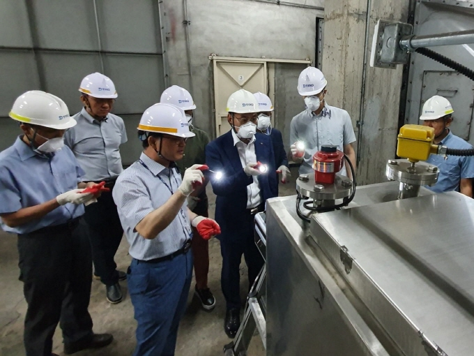 2019 대한민국 안전기술대상 현장심사 기술보유 장비 현장검증