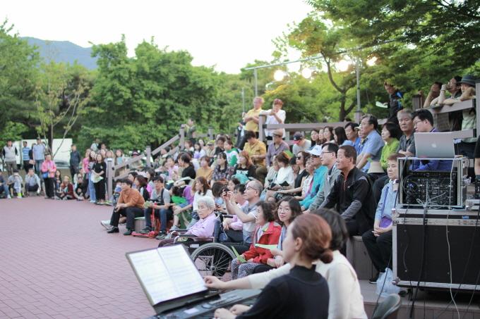 대구문화예술회관 - 문화가 있는 날 수요상설공연