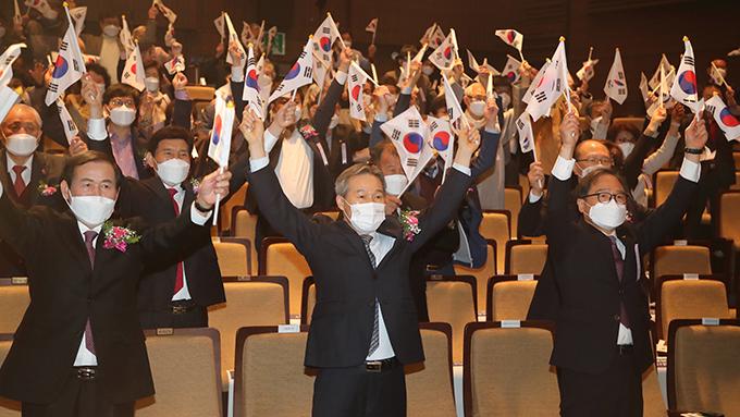 제102주년 대한민국 임시정부 수립 기념식